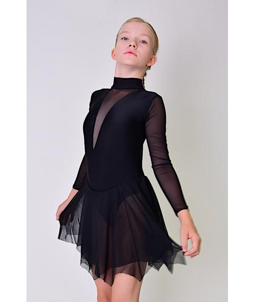 6ba7239fb2 sukienka do tańca współczesnego