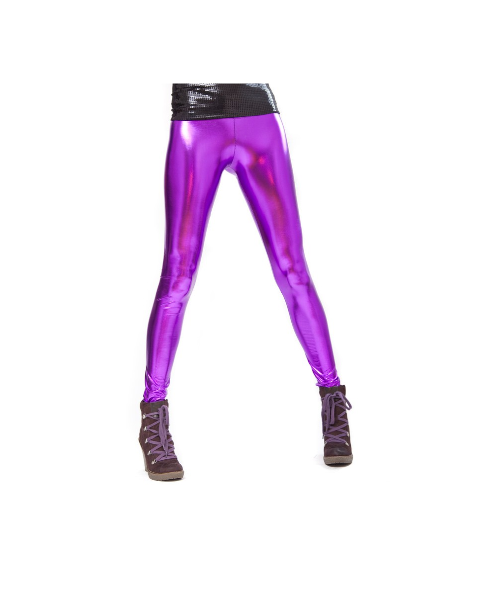 Legginsy ala latex