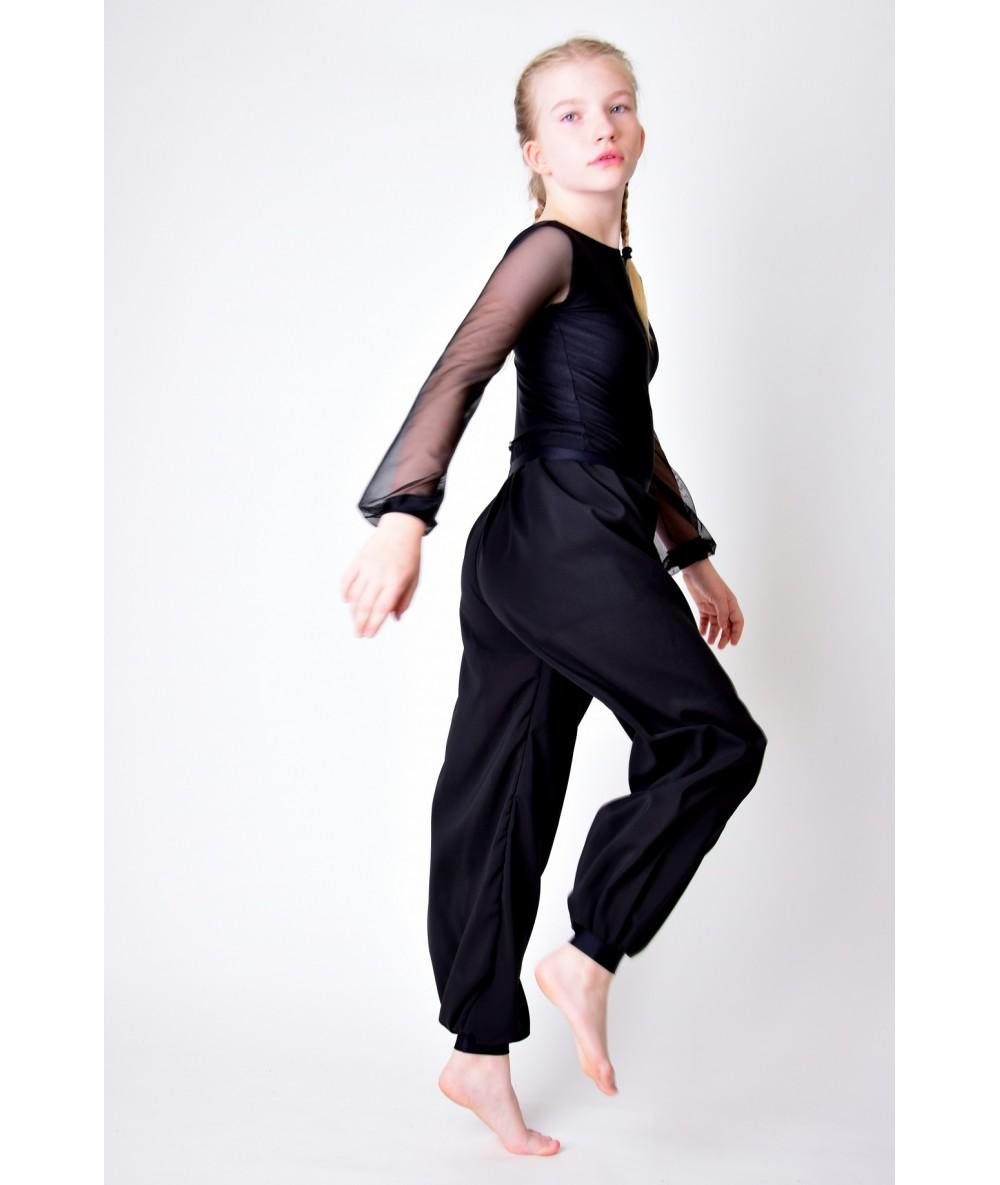Komplet: spodnie + body